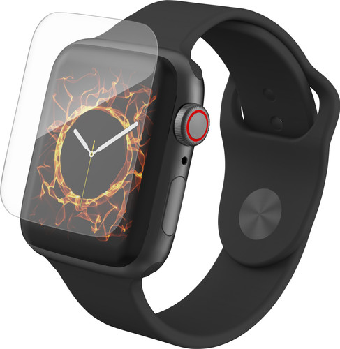 InvisibleShield HD Dry Apple Watch Series 4 40mm Screen Protector Plastic Main Image