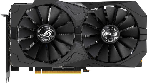 Asus ROG Strix GTX1650 A4G Gaming Main Image
