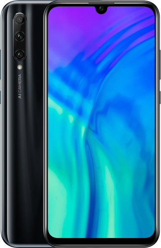 Honor 20 Lite Zwart Main Image