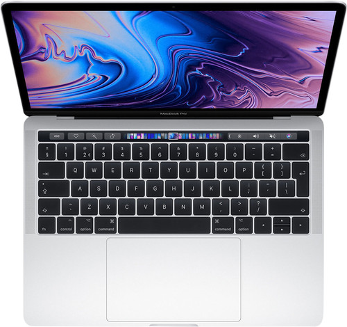 Apple MacBook Pro 13 inches Touch Bar (2019) MV992N/A Silver Main Image