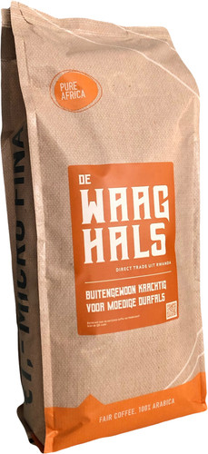 Pure Africa De Waaghals coffee beans 1 kg Main Image