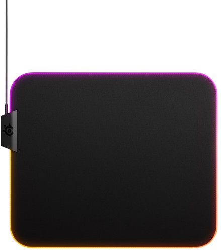 SteelSeries QcK Prism Cloth Gaming Mouse Pad - Size M Main Image