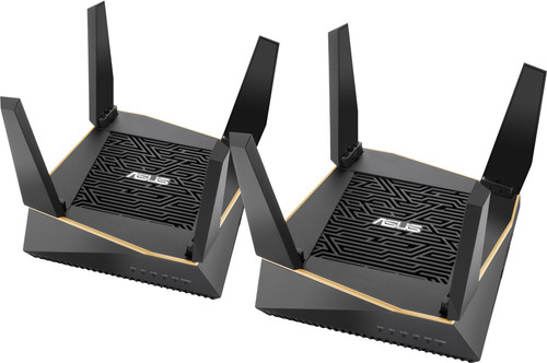 Asus AiMesh RT-AX92U Duo Pack Main Image