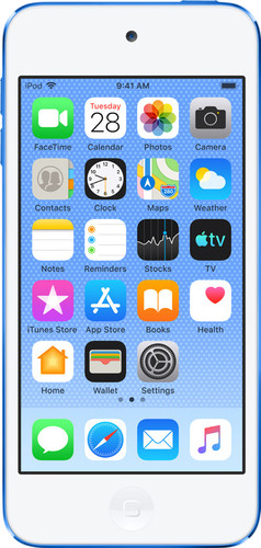 Apple iPod Touch (2019) 128GB Blue Main Image