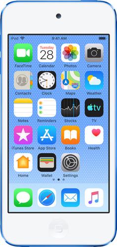 Apple iPod Touch (2019) 256 GB Blauw Main Image