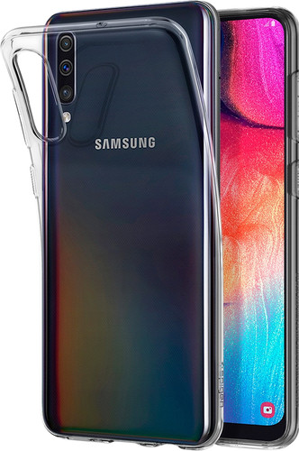 Spigen Liquid Crystal Samsung Galaxy A50 Back Cover Transparant Main Image