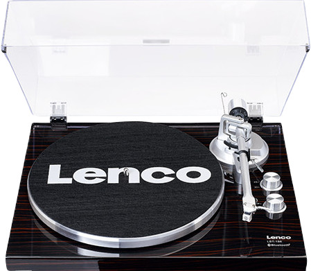 Lenco BT-188 Walnoot Main Image