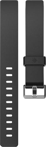 Fitbit Inspire / Inspire HR Strap Plastic Black L Main Image