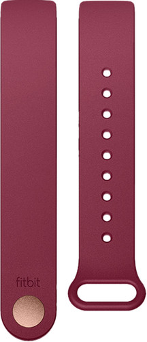 Fitbit Inspire Strap Plastic Red S Main Image