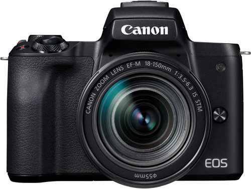 Canon EOS M50 Body Black + 18-150mm IS STM Main Image