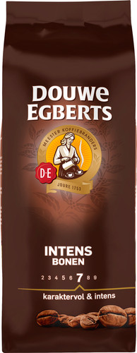 Douwe Egberts Intens koffiebonen 500 gram Main Image