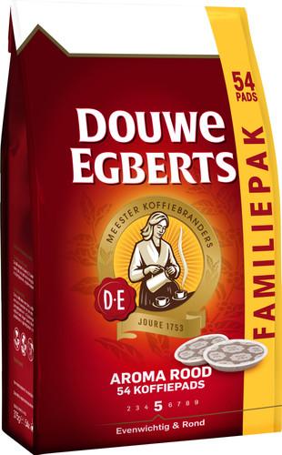 Douwe Egberts Aroma Rood 54 koffiepads Main Image