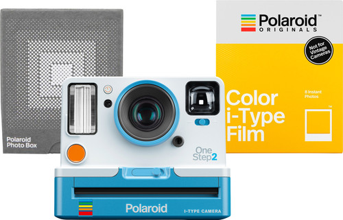 Polaroid Originals OneStep 2 VF Summer Blue - Everythingbox Main Image
