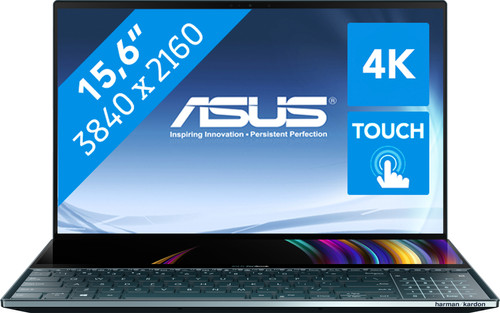 Asus Zenbook Pro Duo UX581GV-H2004T Main Image