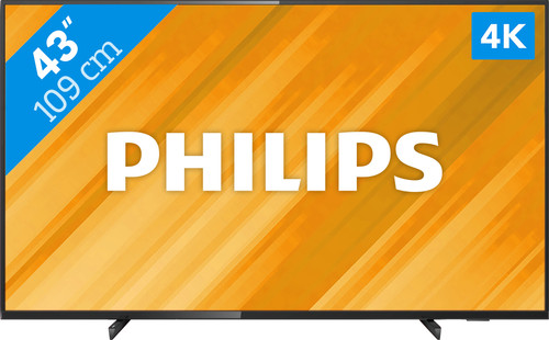 Philips 43PUS6704 - Ambilight Main Image