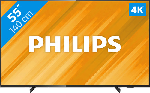 Philips 55PUS6704 - Ambilight Main Image