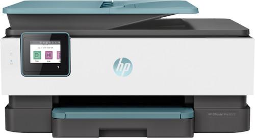 HP OfficeJet Pro 8025 Blue Main Image