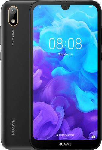 Huawei Y5 (2019) Zwart Main Image