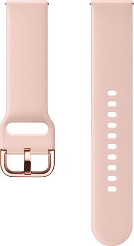 Samsung Galaxy Watch Active Bandje Kunststof Roze Main Image