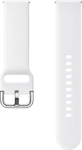 Samsung Galaxy Watch Active Band Plastic White Main Image