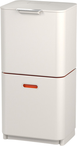 Joseph Joseph Intelligent Waste Totem Max 60 Liters Light Gray Main Image