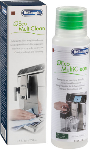 De'Longhi EcoMultiClean Milk Cleaner 250ml Main Image