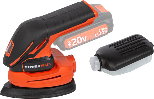 Powerplus Dual Power POWDP5020 (without battery) Main Image