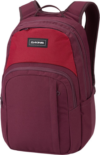 "Dakine Campus 15"" Garnet Shadow 25L Main Image"