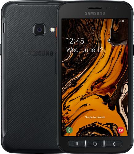 Samsung Galaxy Xcover 4s Black Main Image