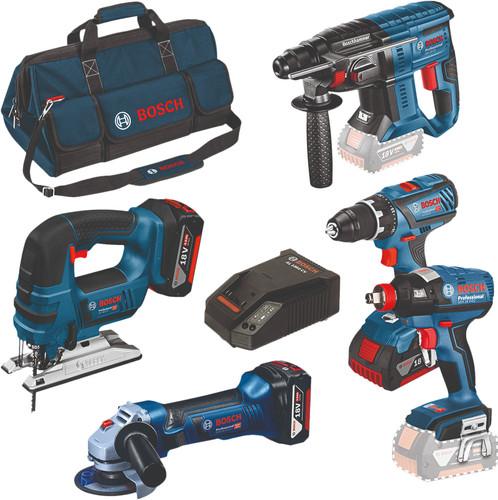 Bosch Accu 0615990K6L Combiset Main Image