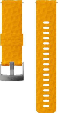 Suunto Explore 1 24mm Bandje Siliconen Geel Main Image