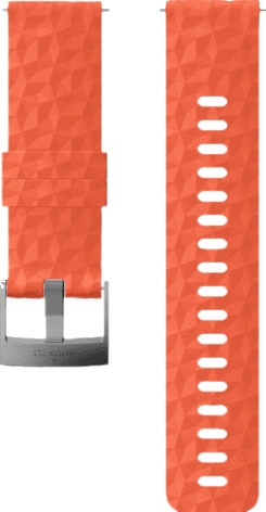 Suunto Explore 1 24mm Band Silicone Orange Main Image