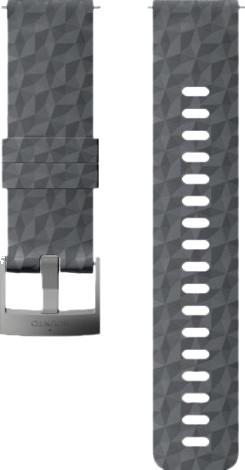 Suunto Explore 1 24mm Bandje Siliconen Grijs Main Image