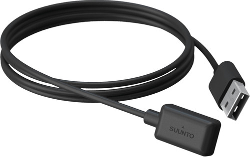 Second Chance Suunto Magnetic USB Charging Cable Black Main Image