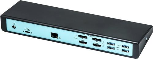 i-tec usb 3.0 / usb C / Thunderbolt 3 5K Universal Dual Display Main Image