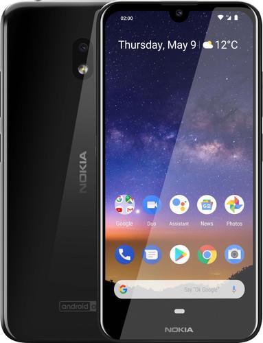 Nokia 2.2 Zwart Main Image