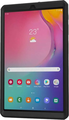 Just In Case Heavy Duty Samsung Galaxy Tab A 10.1 (2019) Full Body Case Black Main Image
