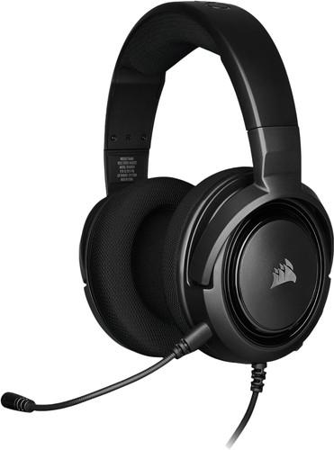 Corsair HS35 Stereo Gaming Headset Zwart Main Image