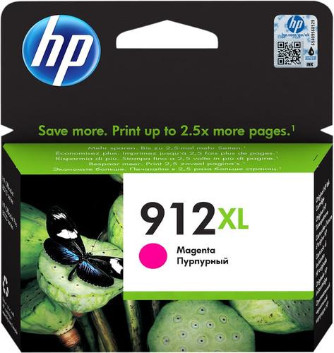 HP 912XL Cartridge Magenta Main Image