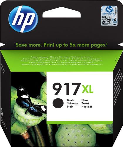HP 917XL Cartridge Black Main Image