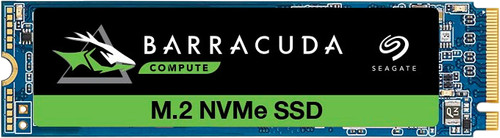Seagate Barracuda 510 NVMe SSD 512GB Main Image
