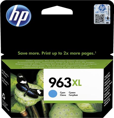 HP 963XL Cartridge Cyaan Main Image
