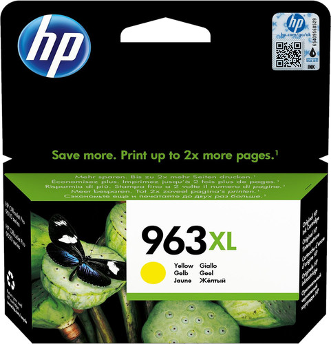 HP 963XL Cartridge Geel Main Image