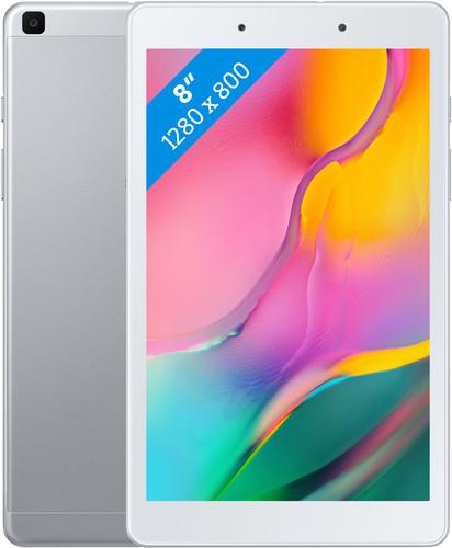 Samsung Galaxy Tab A 8.0 (2019) 32 GB Wifi Zilver Main Image