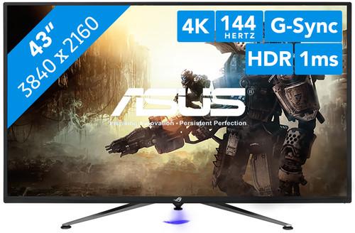 ASUS ROG Swift PG43UQ - Beste 4k Gaming monitor