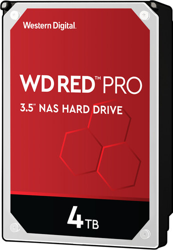 WD Red Pro WD4003FFBX 4TB Main Image