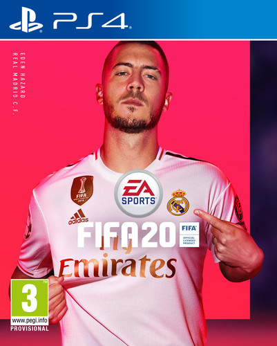 FIFA 20 PS4 Main Image