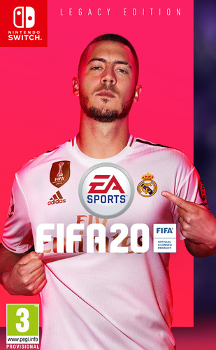 FIFA 20 Nintendo Switch Main Image