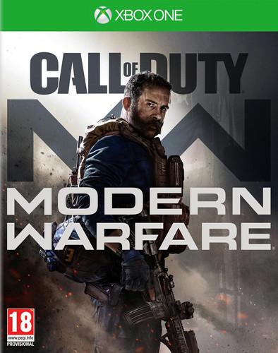 Call of Duty: Modern Warfare Xbox One Main Image