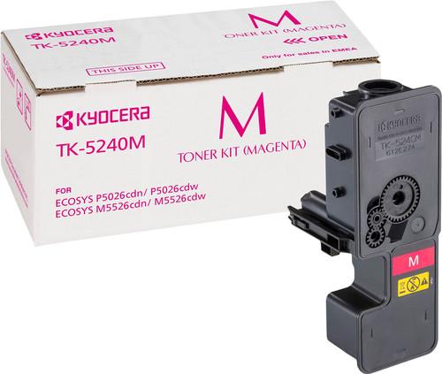 Kyocera TK-5240M Toner Magenta (1T02R7BNL0) Main Image
